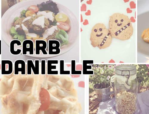 High Carb mit Danielle: Veggie-Burger